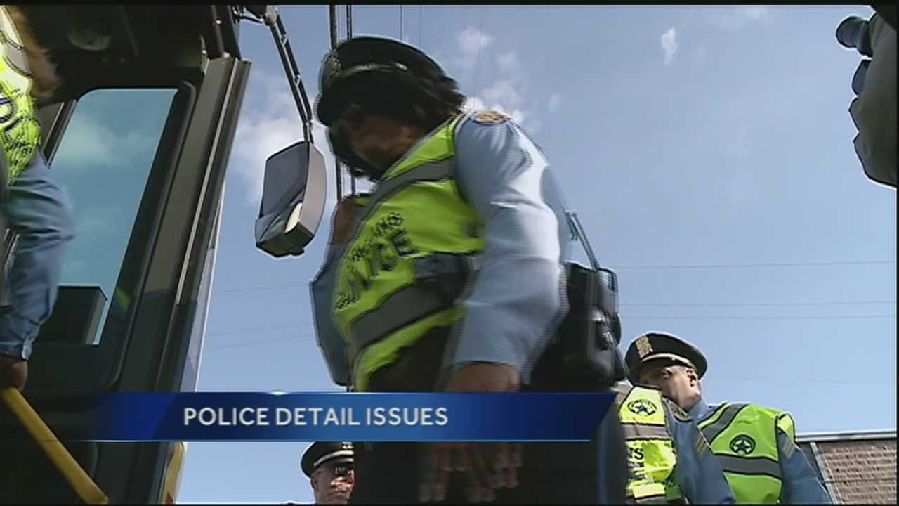 Police associations have concerns about paid detail system for NOPD officers