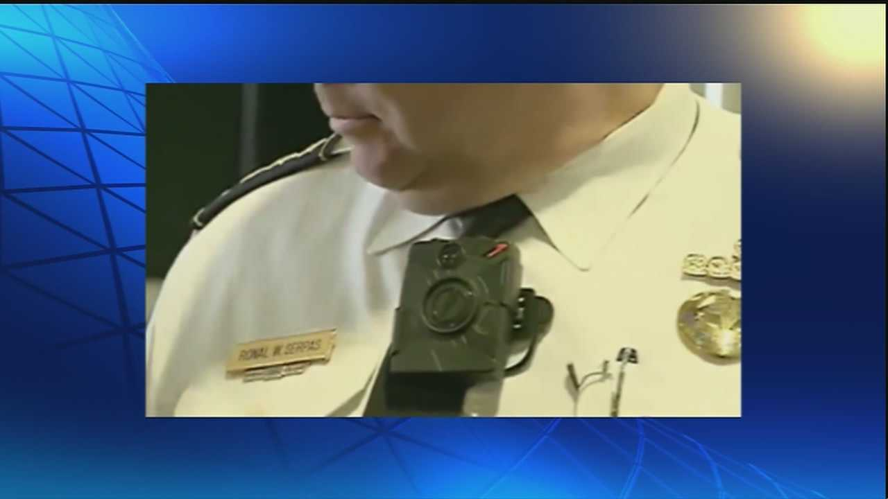 NOPD officers get training on operating new body cameras