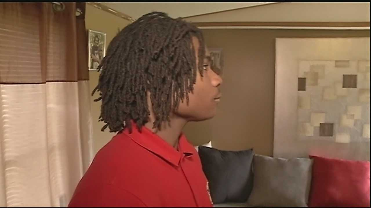 High school students facing suspension over hairstyle