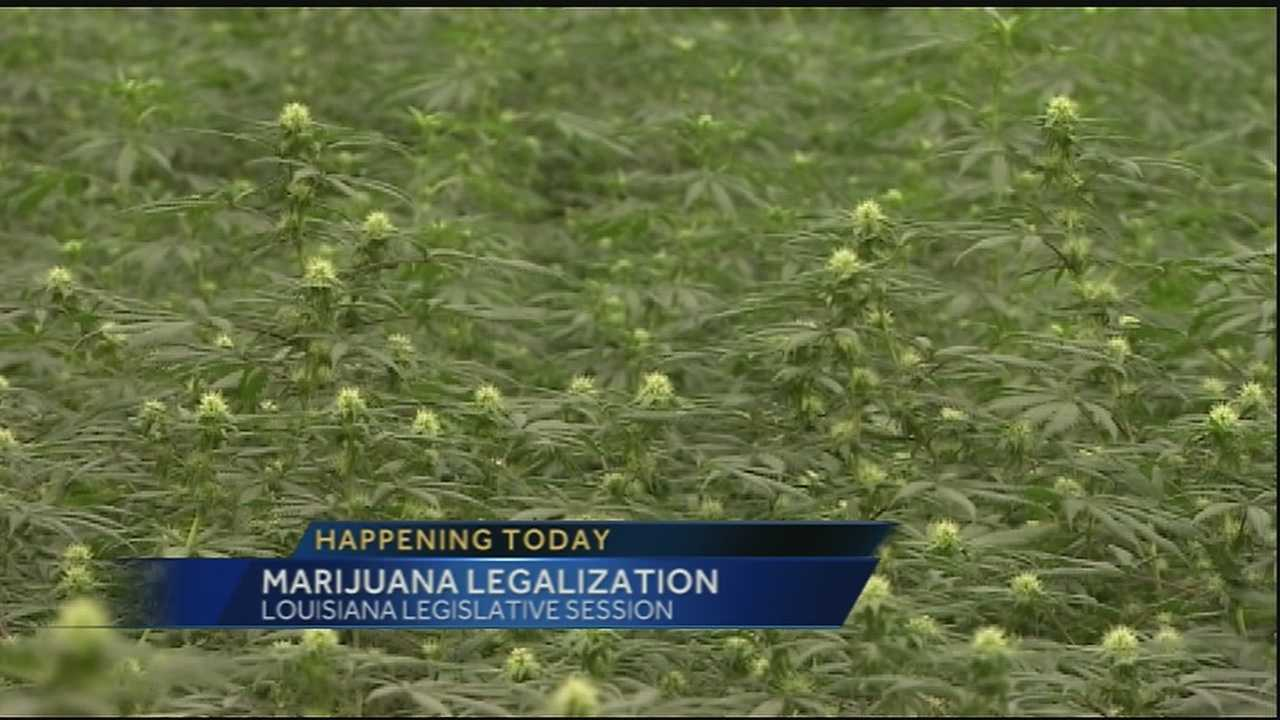State lawmakers to take up marijuana bills Thursday