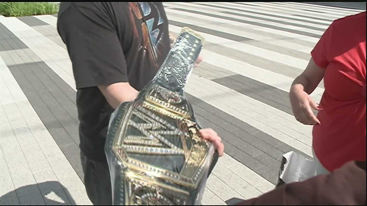 New Orleans preps for Wrestlemania XXX