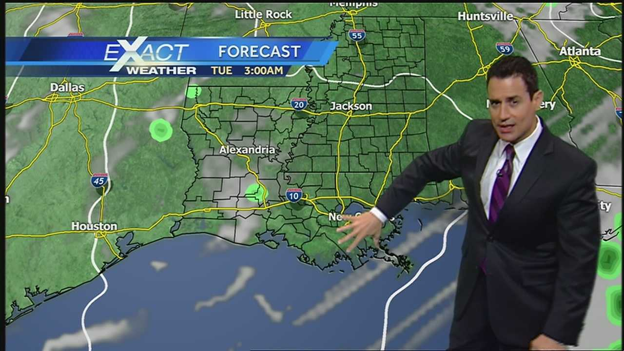 Rain will diminish today but more wet weather is possible tomorrow