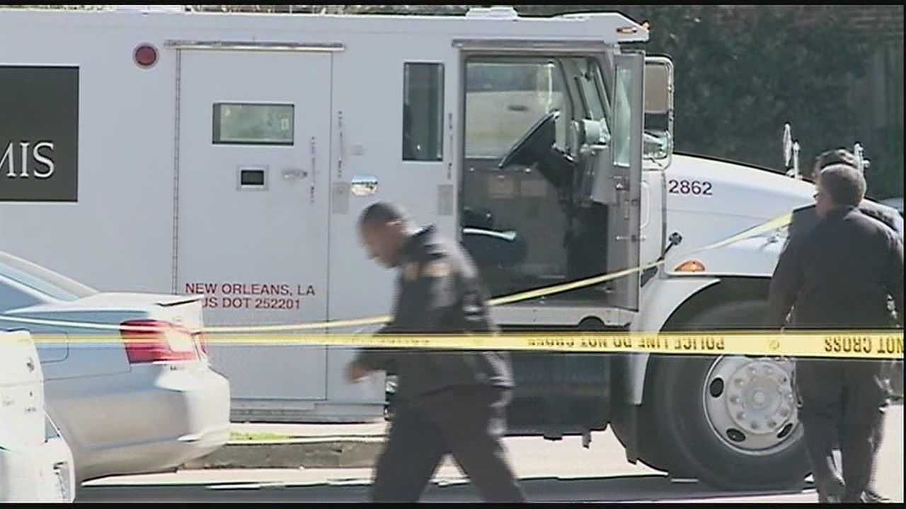 Investigators get new lead in fatal armored truck robbery