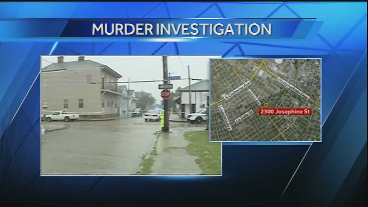 An unidentified woman was killed in a shooting in Central City on Monday.