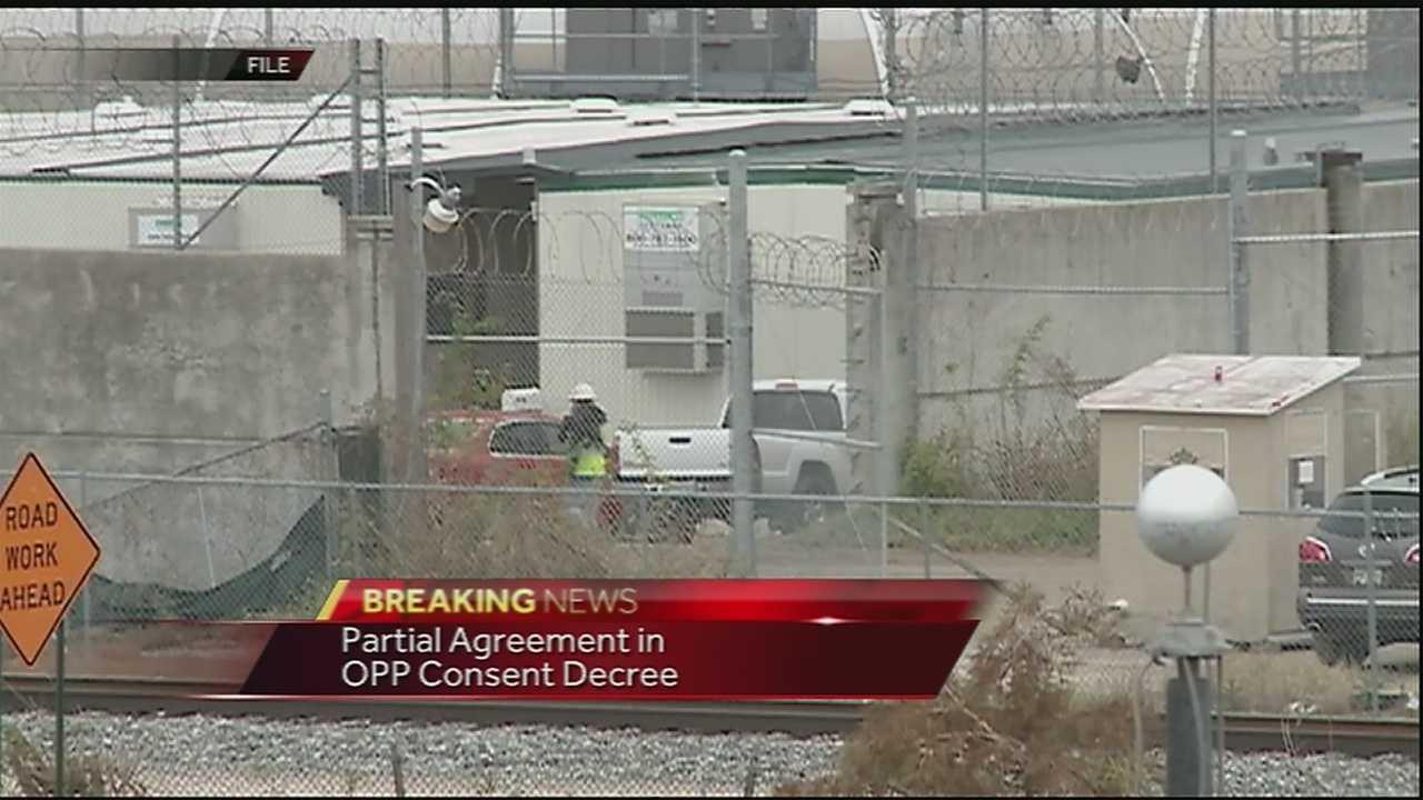 Orleans Parish Sheriff's Office, city reach partial settlement on consent decree