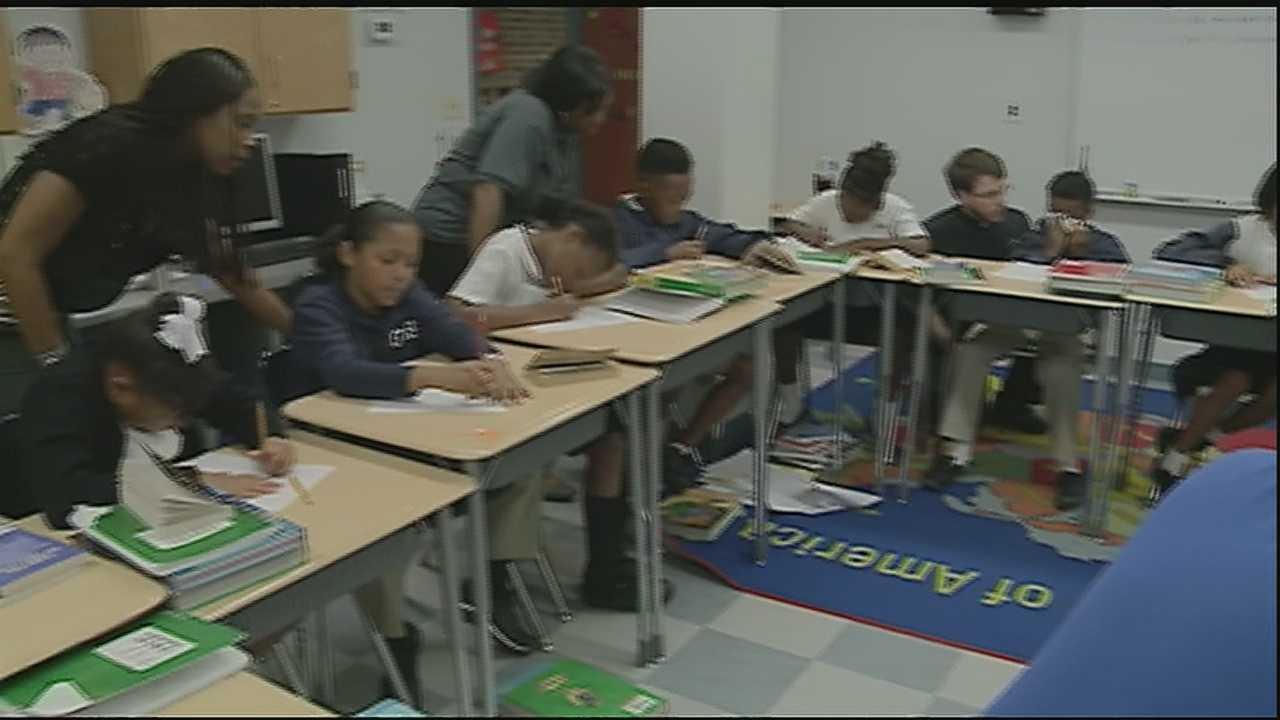 Studenst excel in School Choice Program, parents say