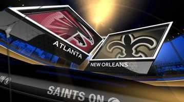 Dec. 21: Atlanta At New Orleans (noon)