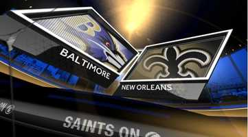 Nov. 24: Baltimore At New Orleans (7:30 p.m.)