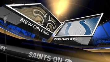 Preseason Week 3: New Orleans at Indianapolis