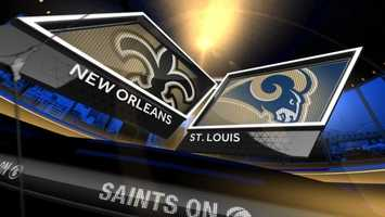 Preseason Week 1: New Orleans at St. Louis