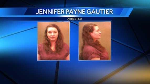 Jennifer Payne Gautier mug shot.jpg