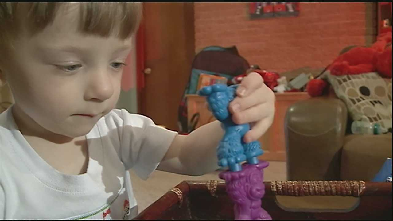 Play therapy helps young children cope with psychological, behavior, development issues