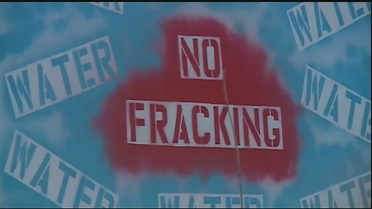 Residents on Northshore take a stand on proposed fracking