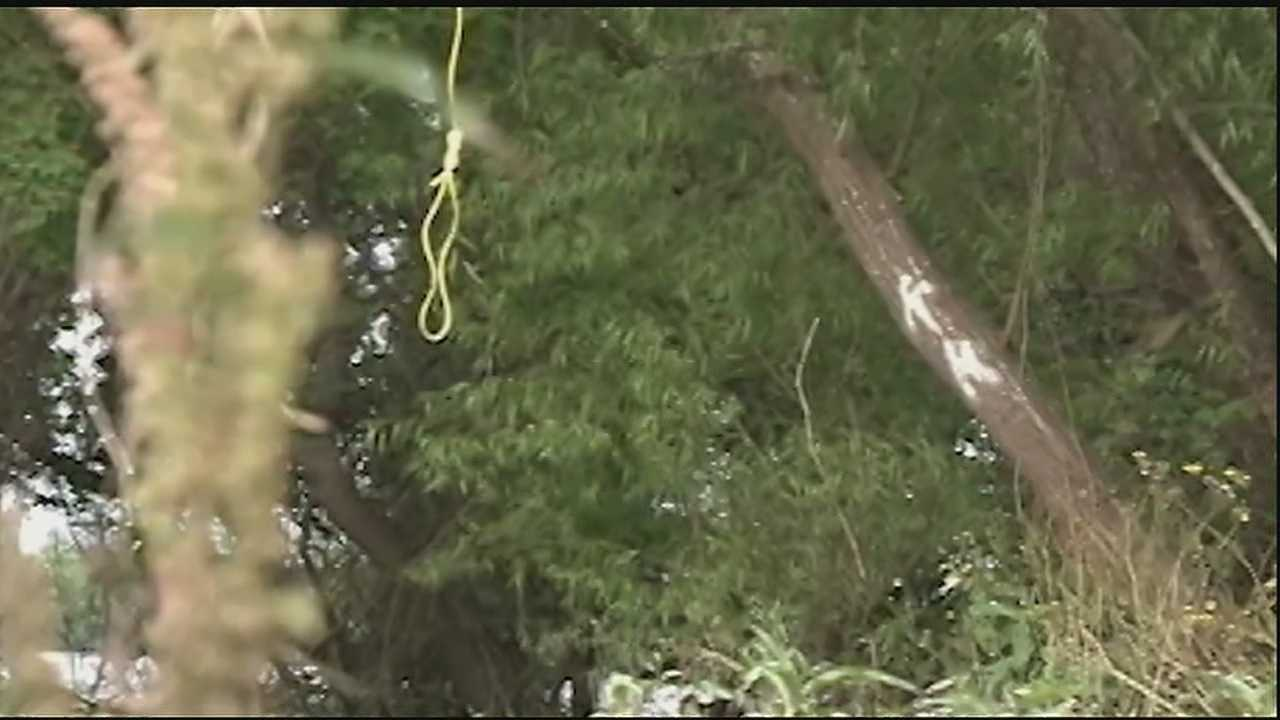 Plaquemines Parish family speaks out about a noose hanging nearby
