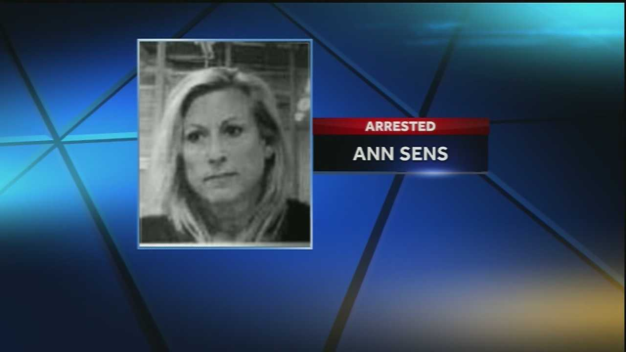 Judge's wife arrested after domestic incident