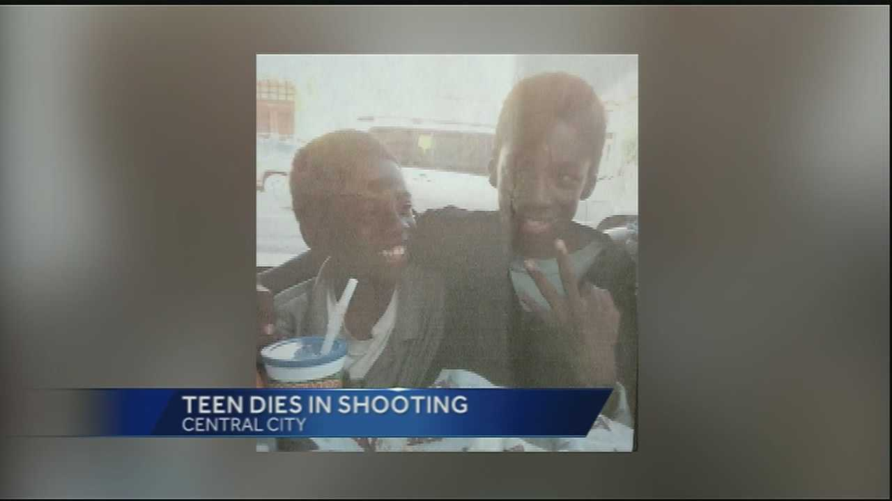 Two brothers were shot Monday night in Central City. One of them, 14-year-old Miqual Jackson died after suffering a gunshot wound to the head.