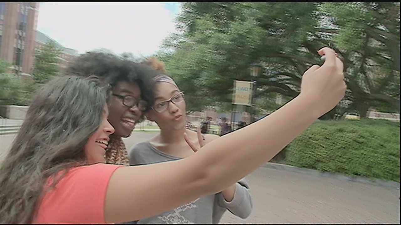 From Ellen and Rihanna to President Obama, just about everyone takes selfies. But some psychologists say there could be a dark side to the trend.