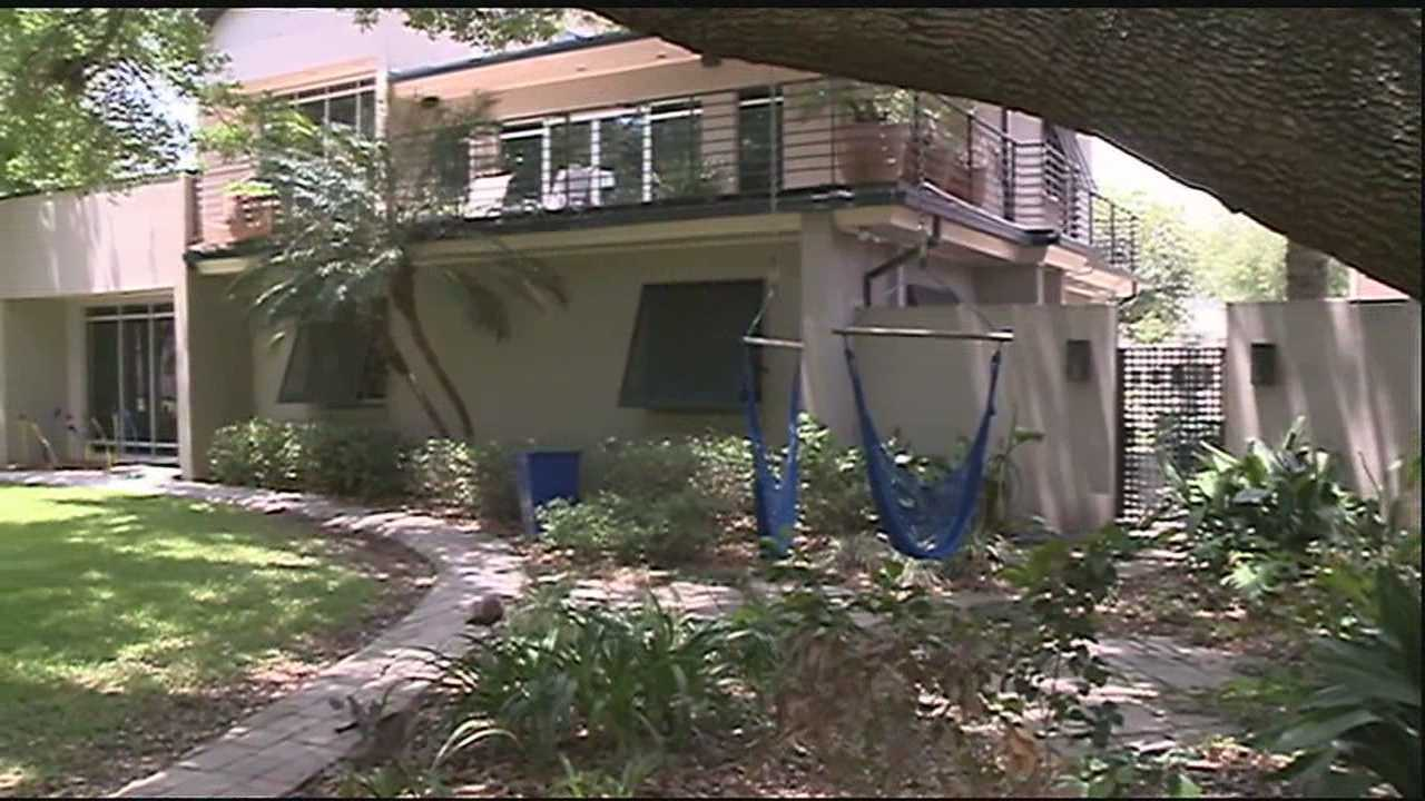 A Lakeview woman takes WDSU Anchor Latonya Norton inside Ellen Degeneres' childhood home