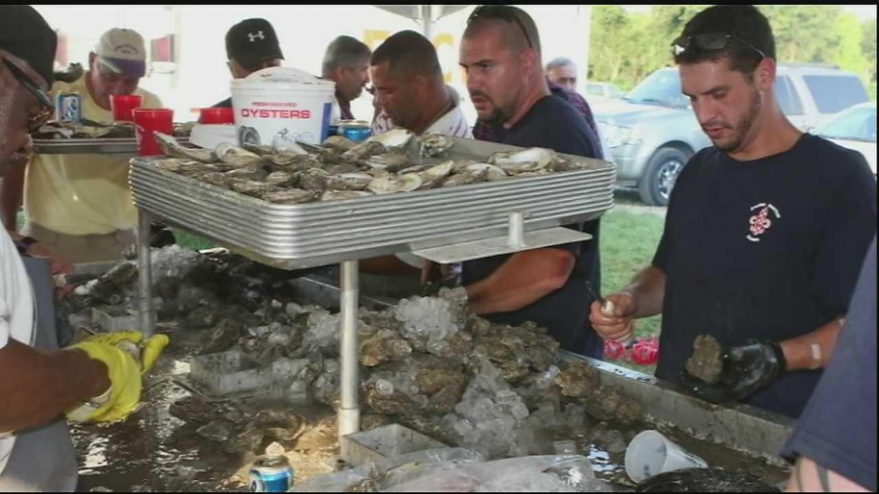 Plaquemines Parish preps for Seafood Festival