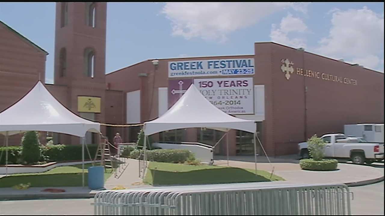 Greek Festival kicks off Friday