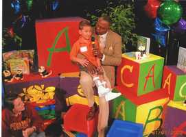 2002: Norman anchoring the Children's Miracle Network Telethon.