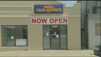PAYDAY LOANS: Lawmakers refused to cap the fees that are charged for the short-term, high-interest loans offered by payday lending businesses or the number of loans a person could take out each year, despite a push from groups that advocate for the poor and elderly.
