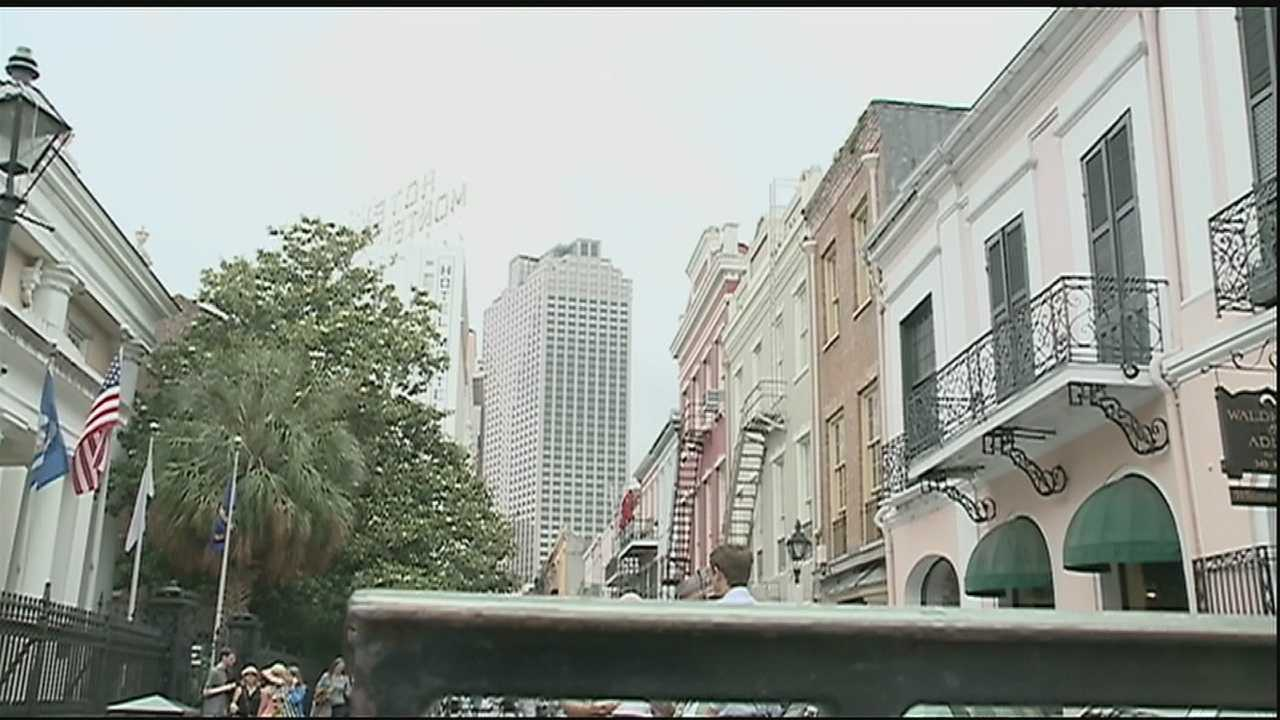 Arned civilian group aiming to keep French Quarter crime free gets resistance