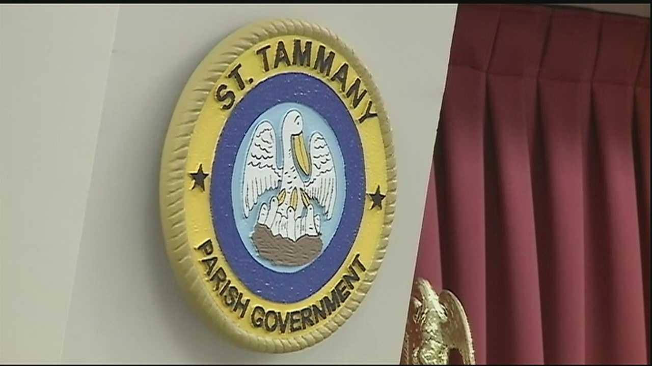 St. Tammany Parish officials passed a measure against fracking