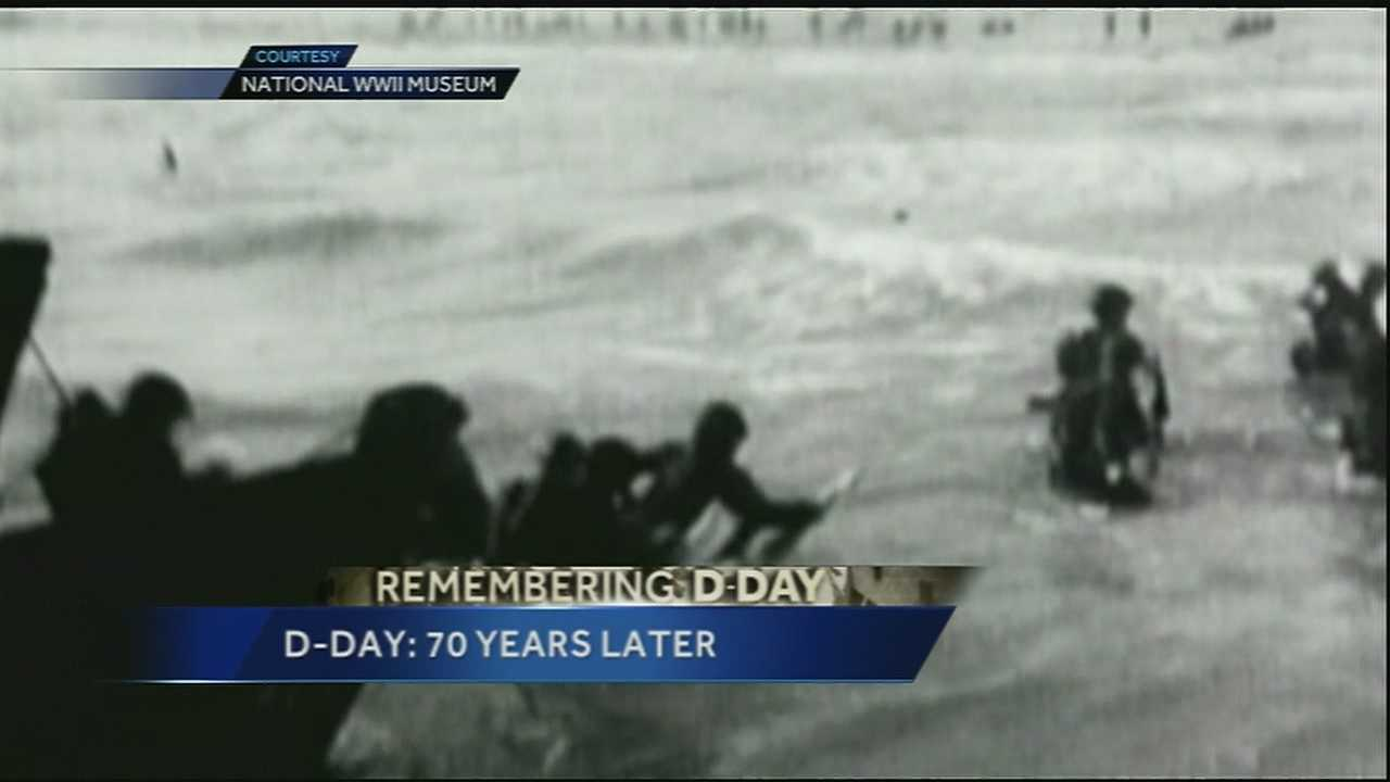 D-Day: 70 years later