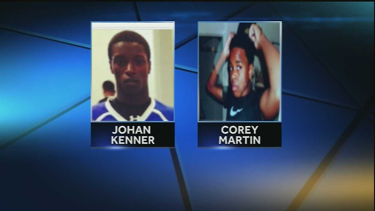Teens remembered in two vigils