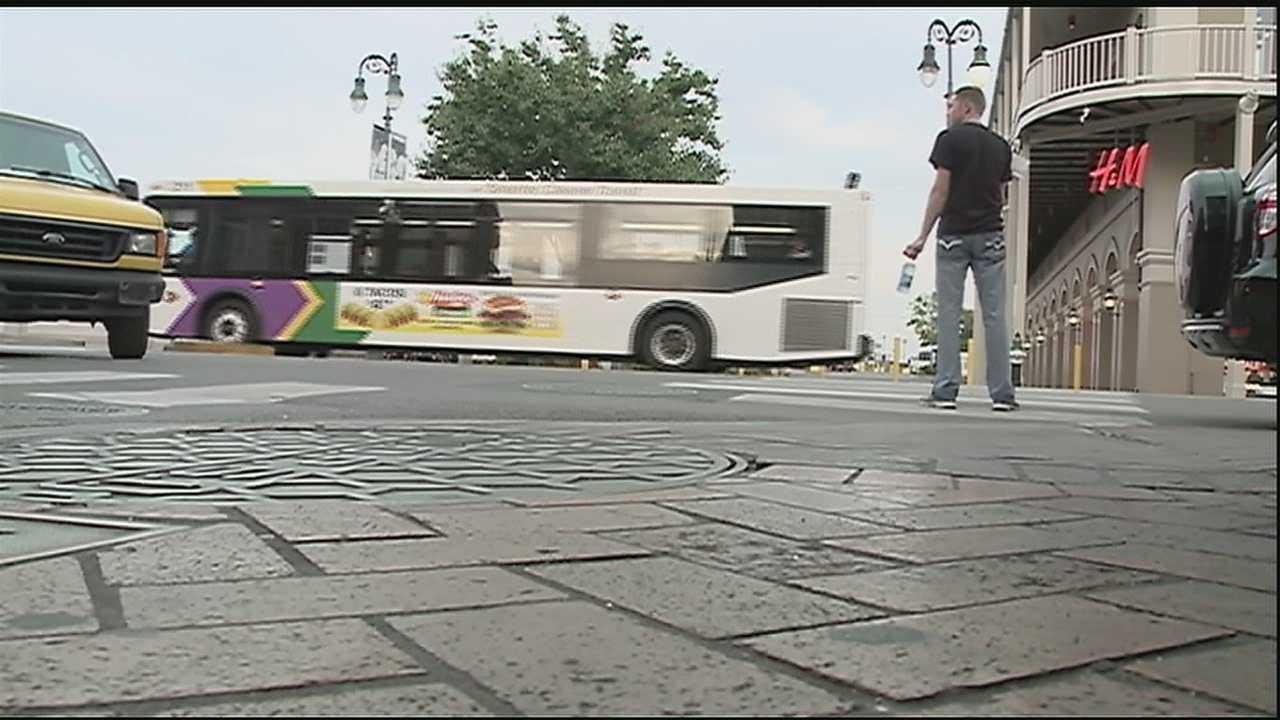 Police seek suspect in French Quarter rape