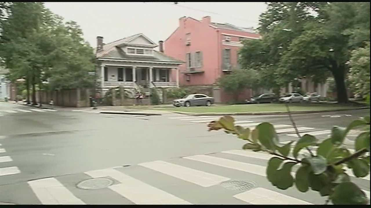 Police seek armed man who robbed 4 men on Bourbon Street