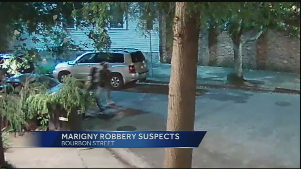 Police seek two in French Quarter/Marigny robbery