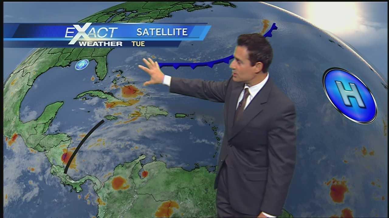 June 17 tropical weather update