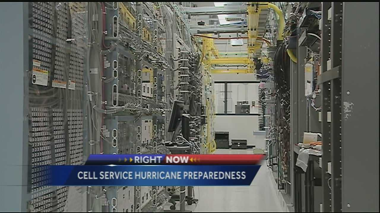 Cellular service providers ready for hurricane season