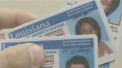Louisiana Drivers License generic.jpg