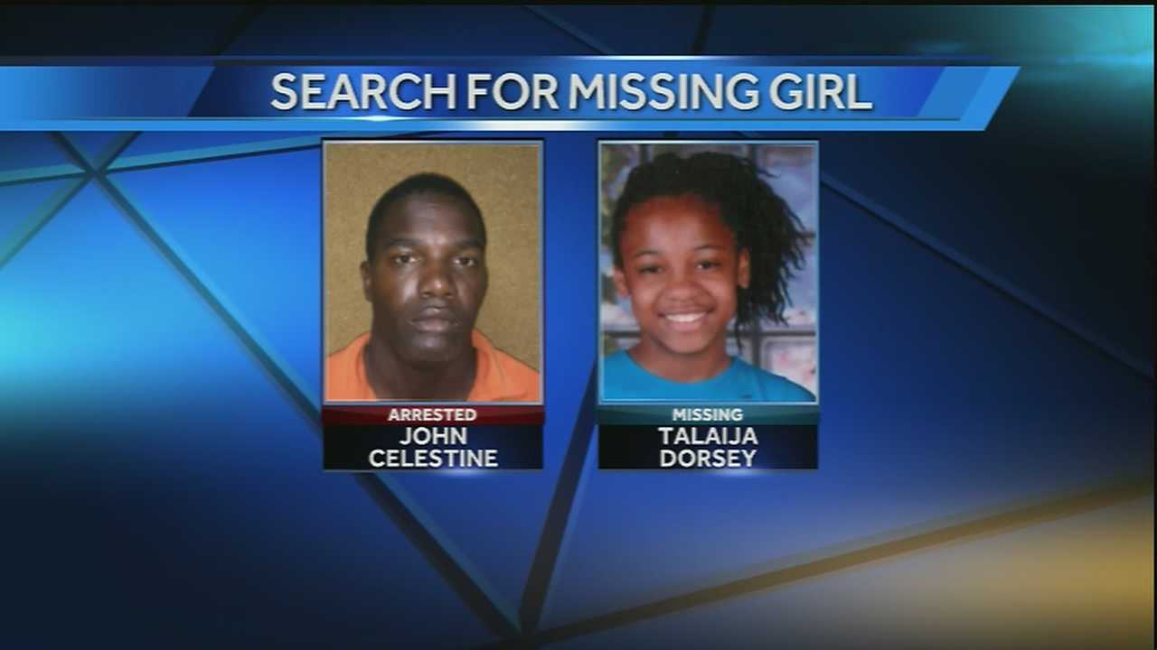 Search expands for missing St. James girl