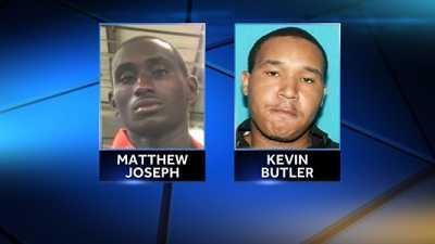 Matthew Joseph, Kevin Butler