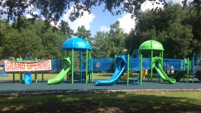adaptive playground