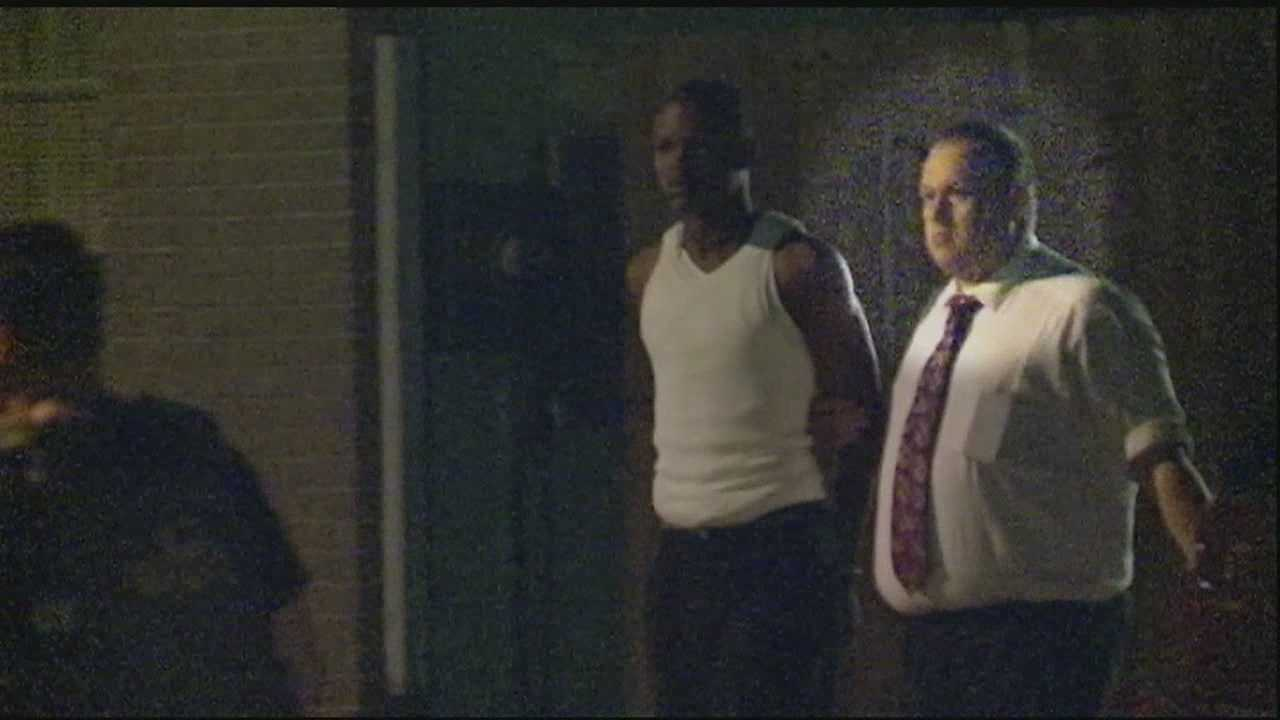 New Orleans detective charged with attempted murder