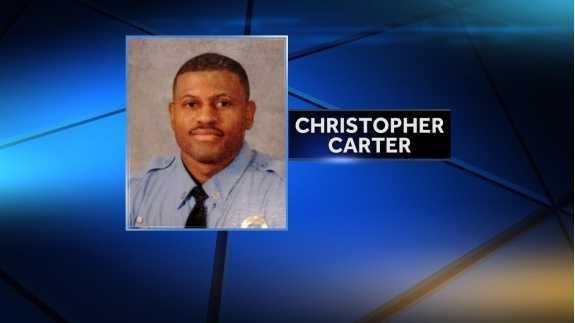 Christopher Carter Sr.