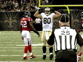 2014:  Jimmy Graham4 years, $40 million.  Graham becomes highest paid tight end in NFL history.