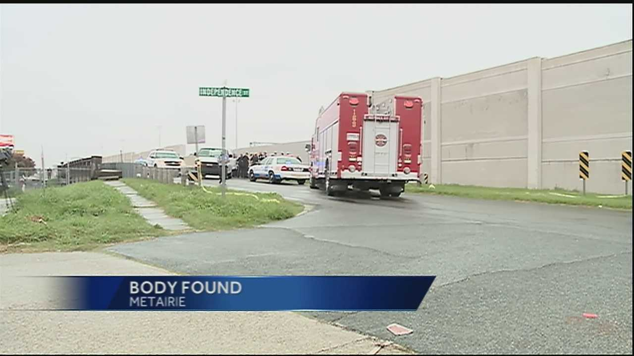 Man's body found near Independence St. and I-10 service road
