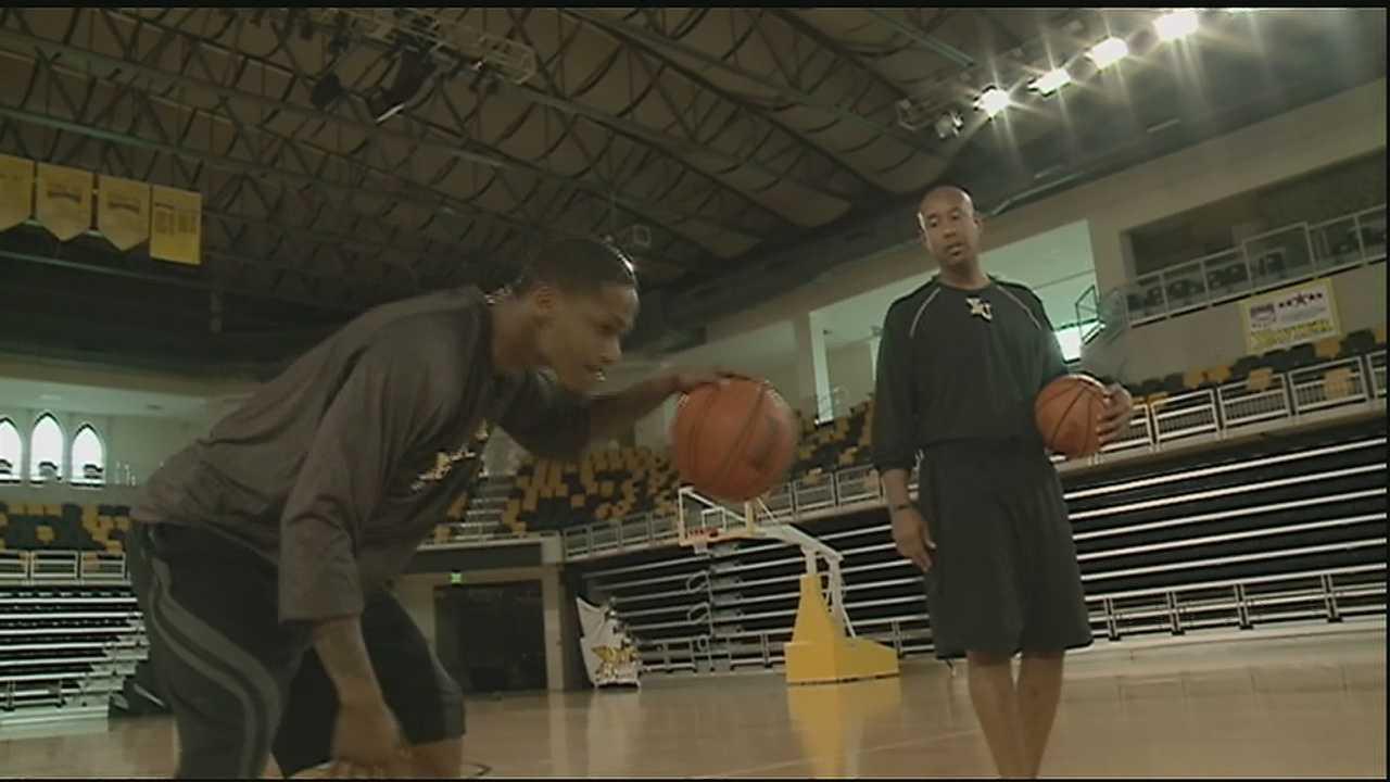 Military veteran joins Xavier basketball team
