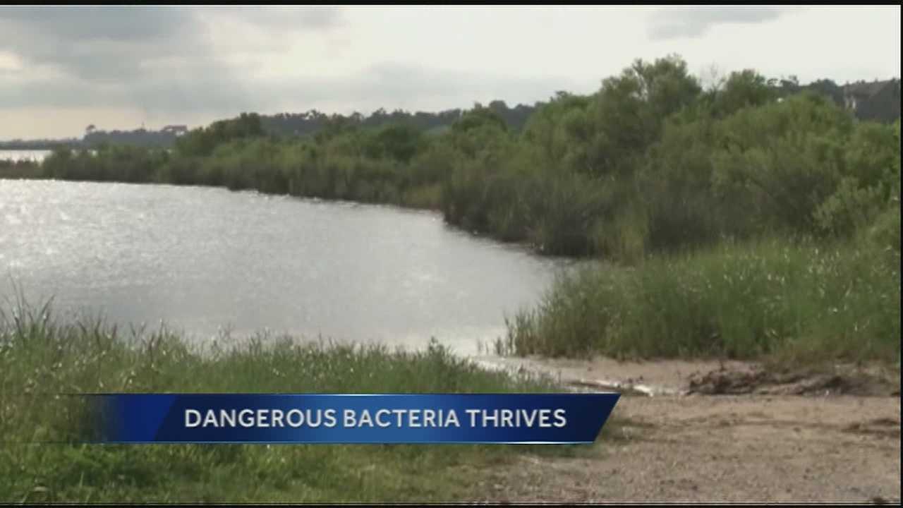 Flesh-eating bacteria found in La. waterways
