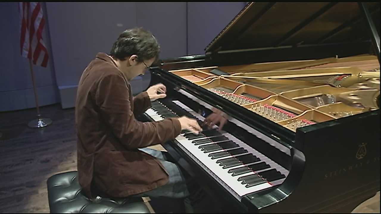 Piano competition welcomes musicians from around the world