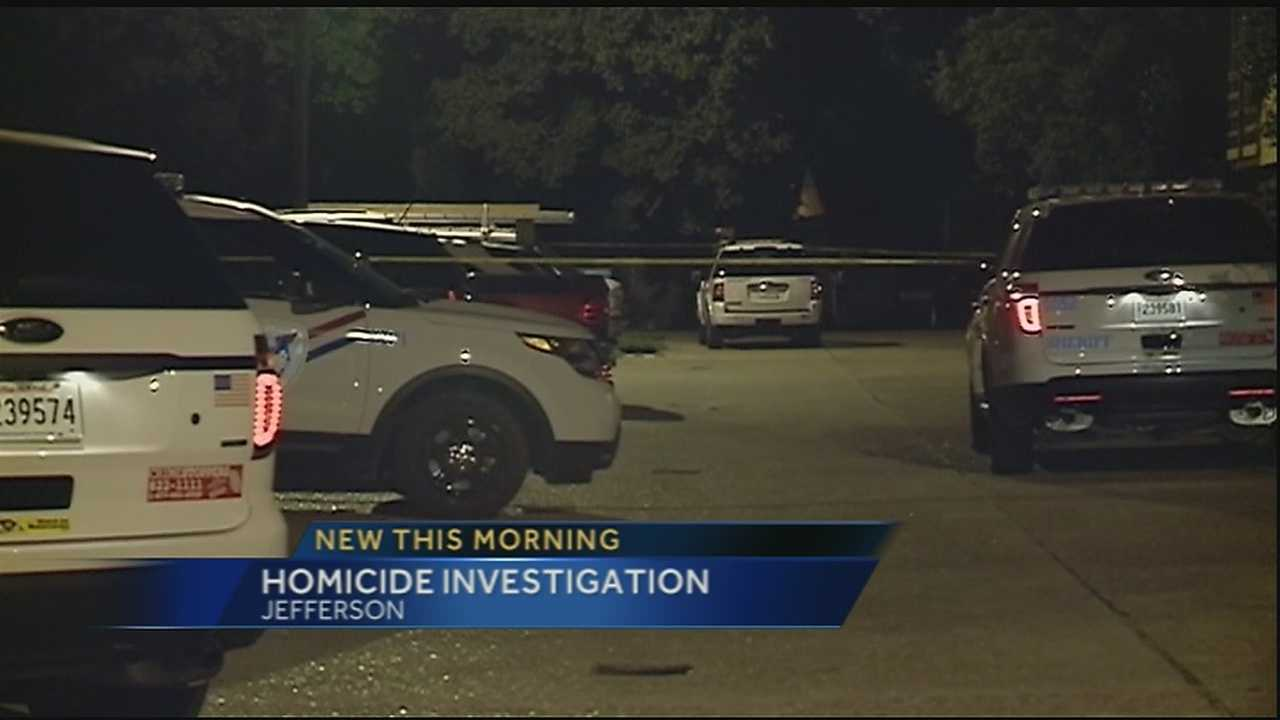 One man dead, neighbor in custody after shooting