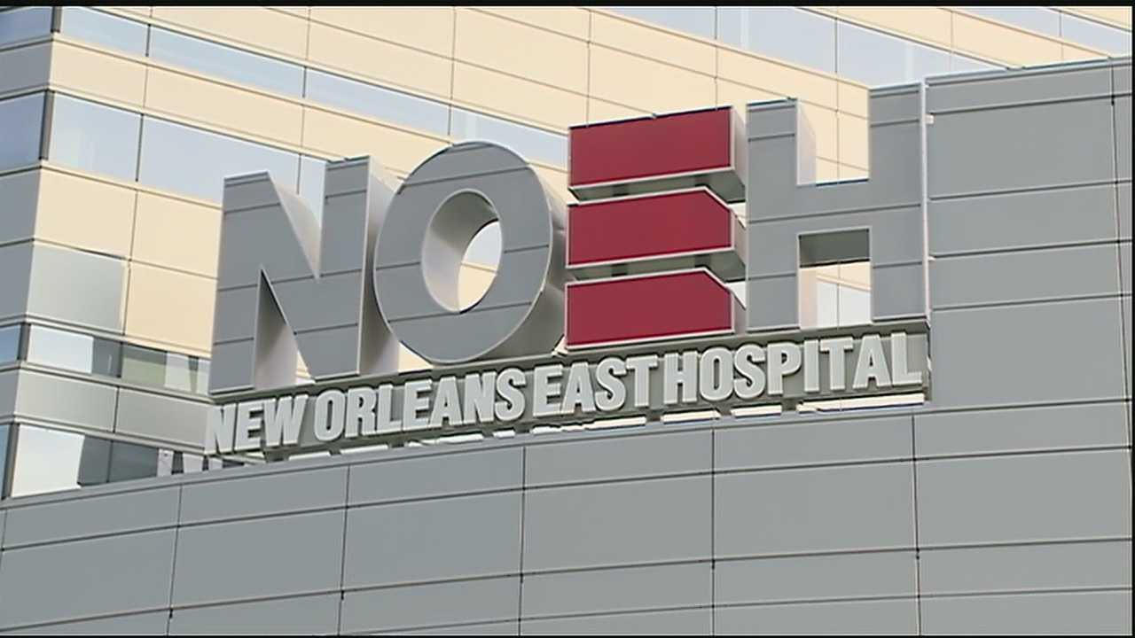 After being shuttered for years, the New Orleans East Hospital is open and ready to treat patients.