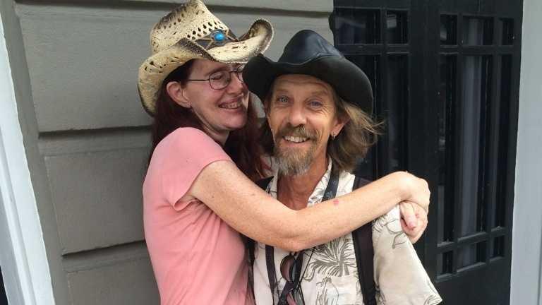 Jane Dekovitch and Jeff Holmes