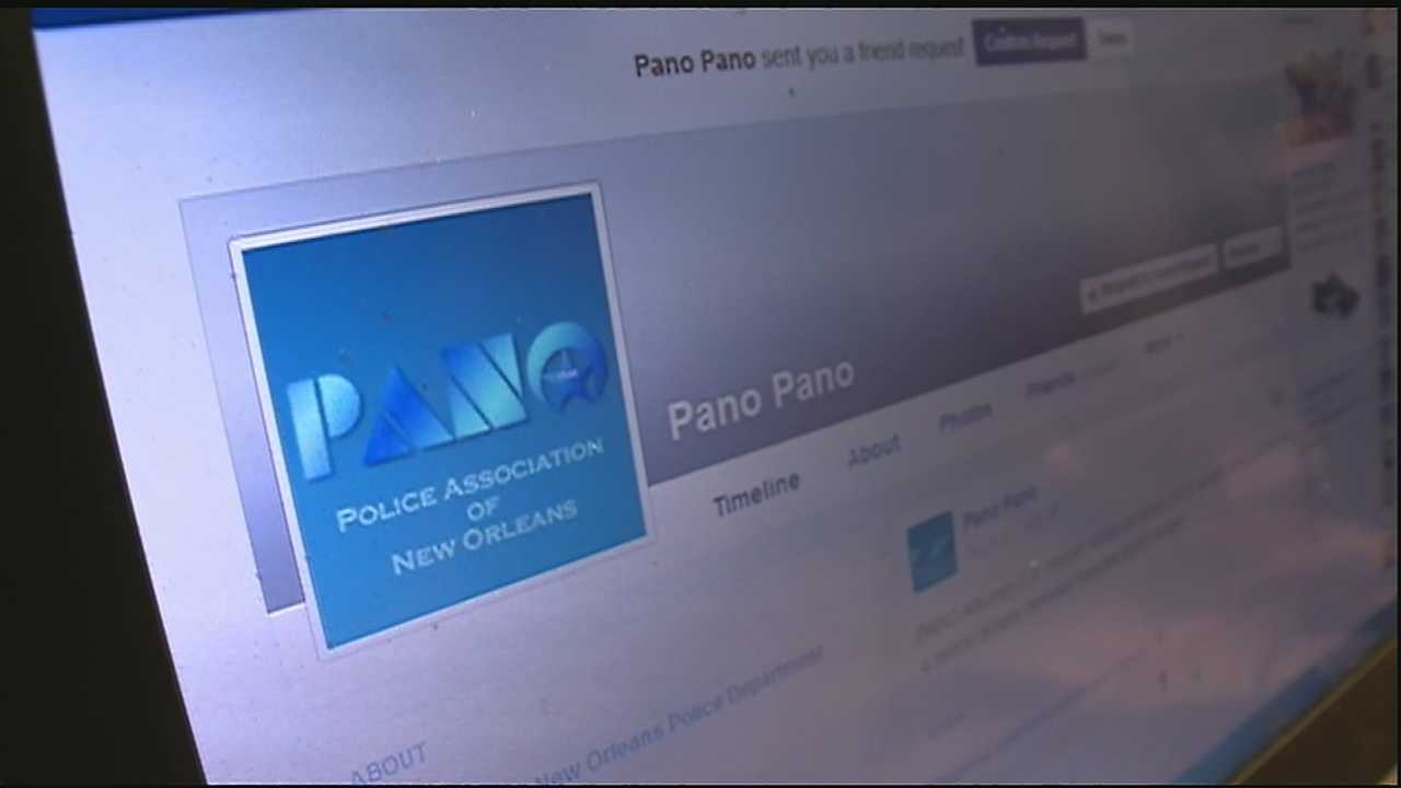 PANO Facebook post accuses city leaders of 'theft' of money earmarked for cops